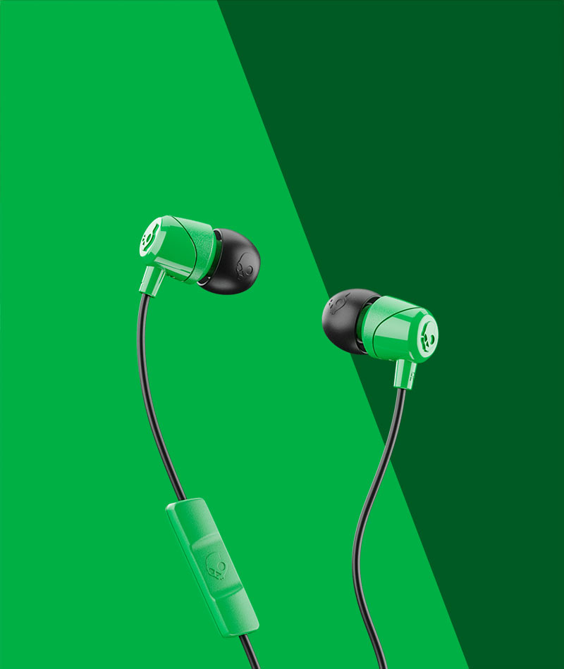 Skullcandy Jib Wired Earbuds With Microphone Skullcandy Com
