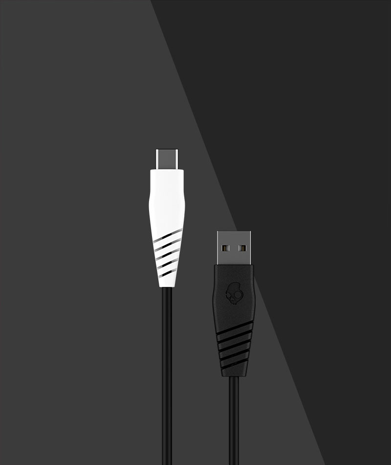 REYTID USB 3.0 to Type C Charging Cable Compatible with Skullcandy Line Plus